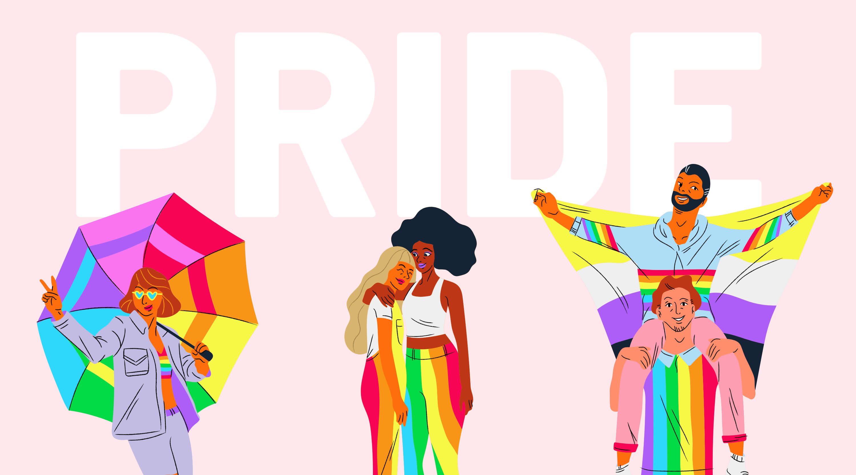 Loud & Proud - Happy Pride!
