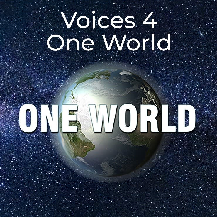 """One World"" anthem to help fight human trafficking"