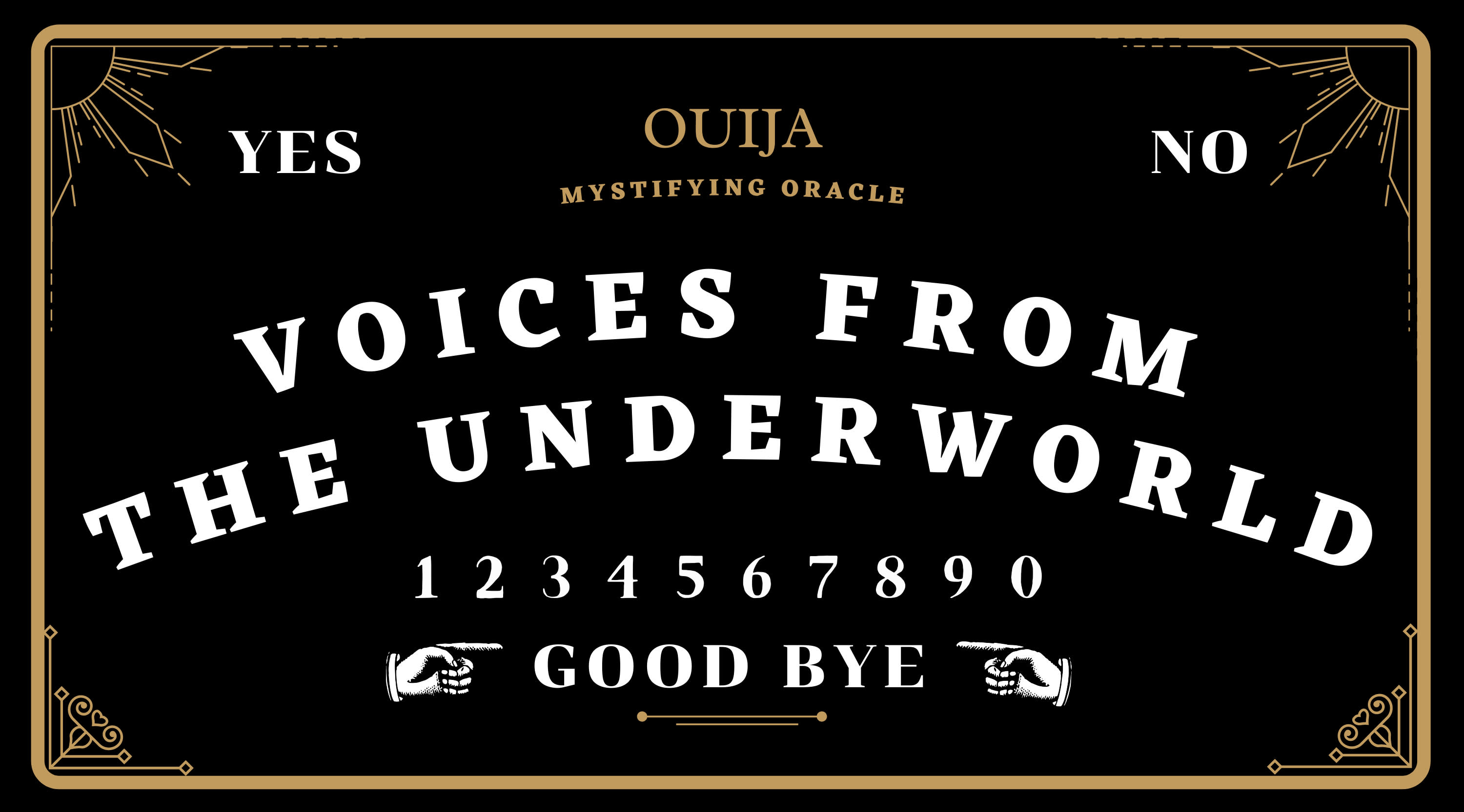 Voices From The Underworld