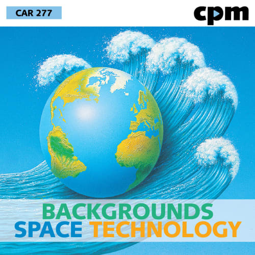 Backgrounds - Space - Technology