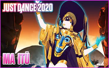 MASAKA KIDS AFRICANA DANCING MA ITU - JUST DANCE 2020 - Stella Mwangi