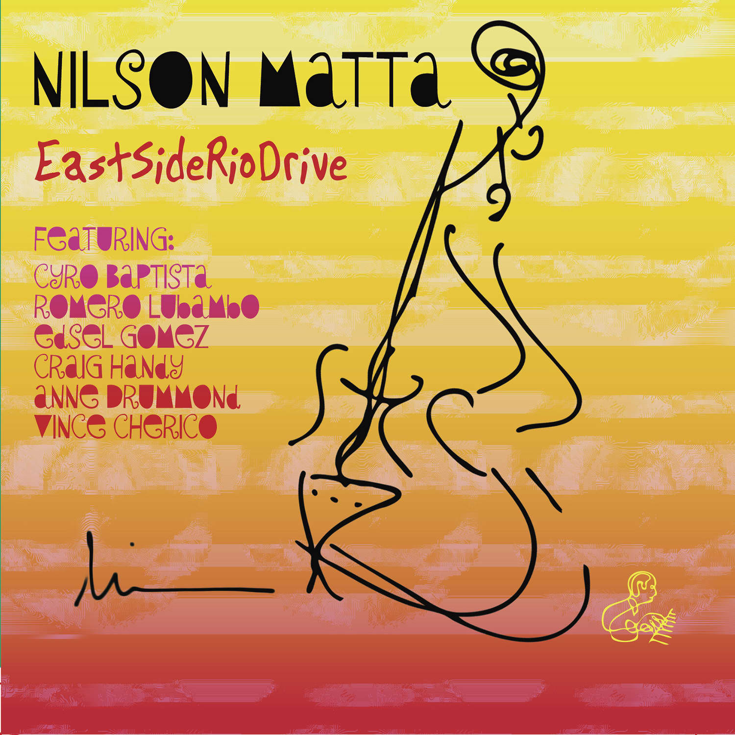 "Nilson Matta Releases ""East Side Rio Drive"" to Dazzling Reviews"