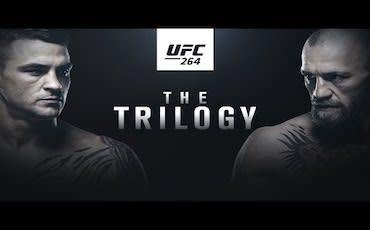 UFC 264: Poirier vs McGregor 3 - The Trilogy (Official Trailer)