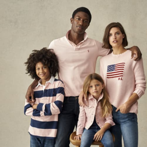 Ralph Lauren- Pink Pony Campaign
