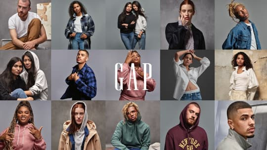 Willa Amai featured in new Gap ad campaign
