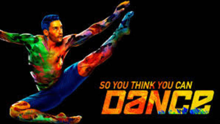 """""""Bola Rebola"""" featured on So You Think You Can Dance"""