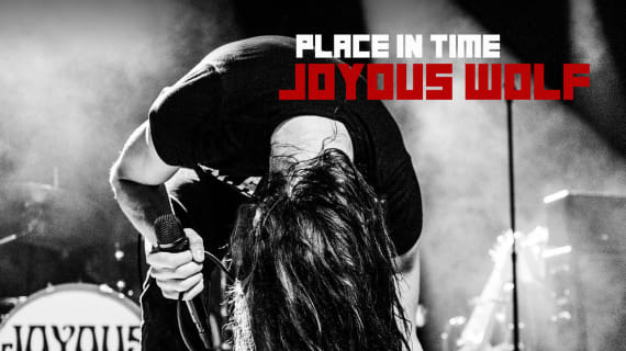 "Joyous Wolf release debut EP ""Place in Time"""