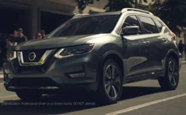 Nissan Rogue 2020 (Ad)