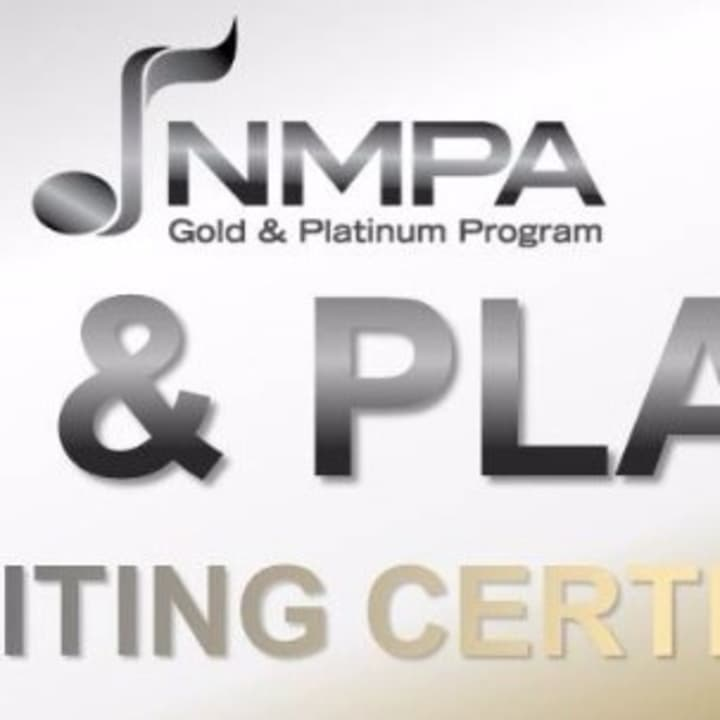 NMPA Songwriter Certifications