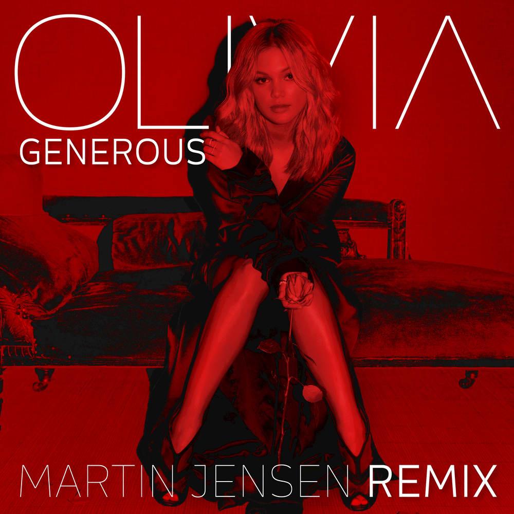 Generous (Martin Jensen Remix)