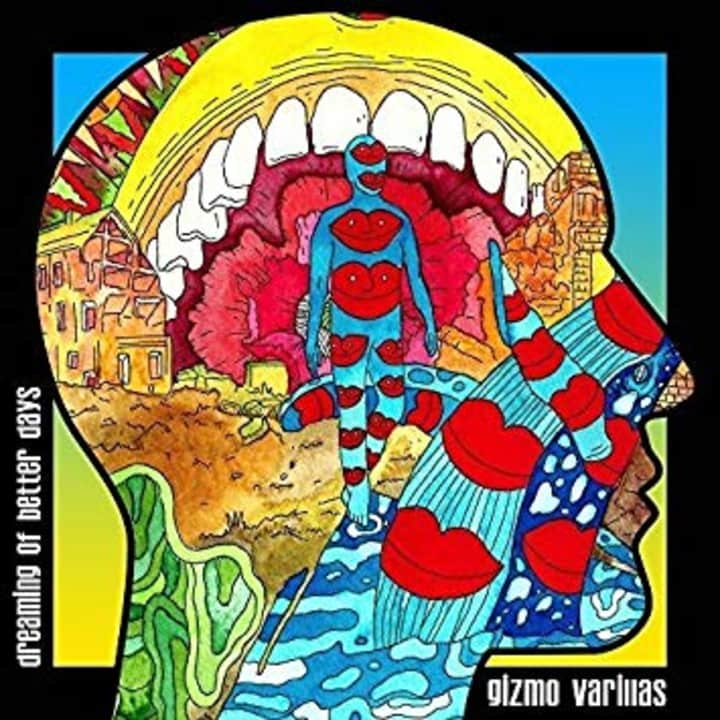 "Gizmo Varillas releases sophomore album ""Dreaming of Better Days"""