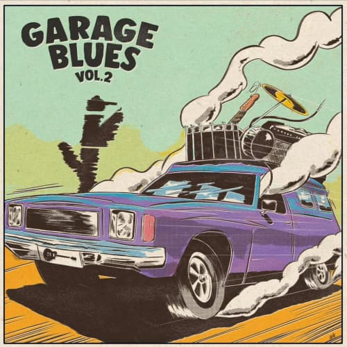 Garage Blues Vol. 2