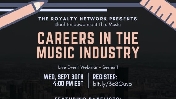 Black Empowerment Thru Music Initiative Seminar on September 30th - Sign up now!