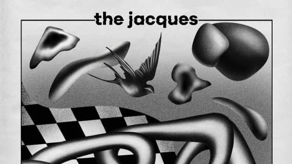 "The Jacques release new single ""Swift Martin"""