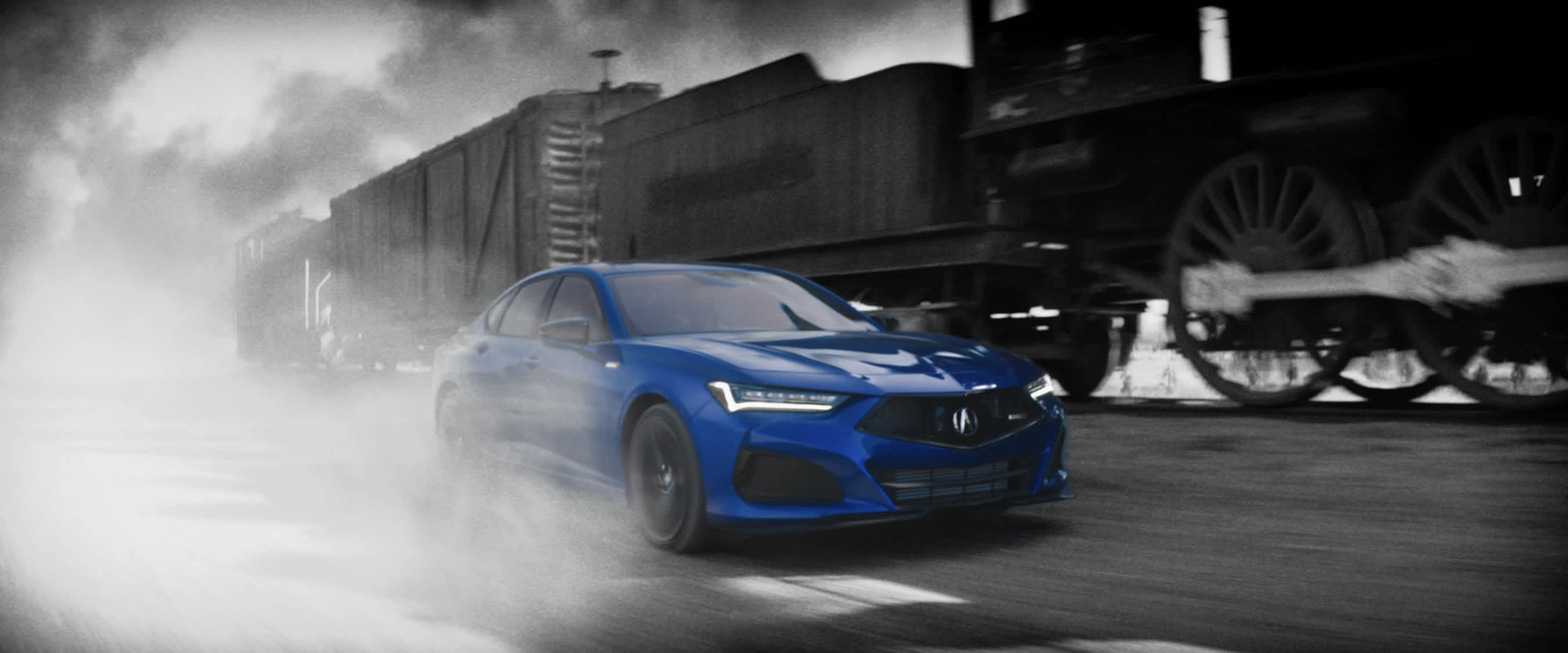 """New Acura ad features """"It's Oh So Quiet"""""""