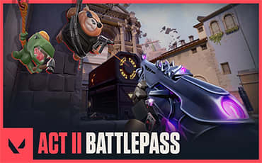 Act III Battlepass Trailer - VALORANT