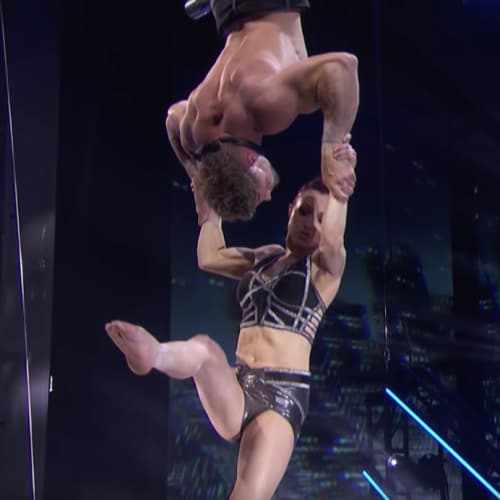 America's Got Talent 2018: Duo Transcend
