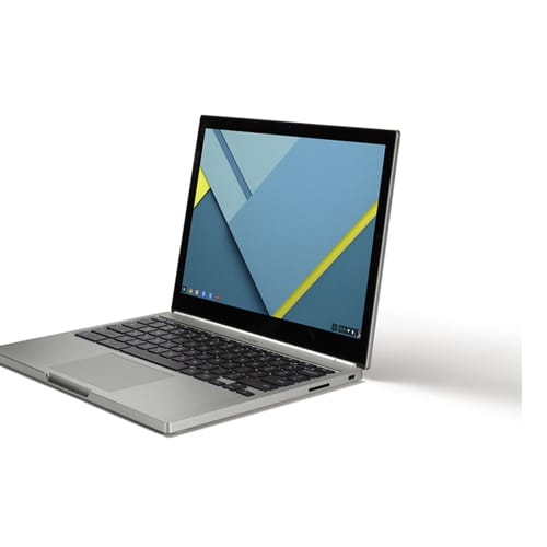 "Google Chromebook ""Let's Work"""