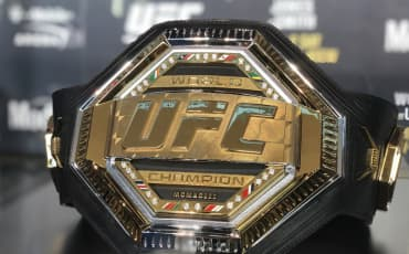 UFC Legacy Belt Promo