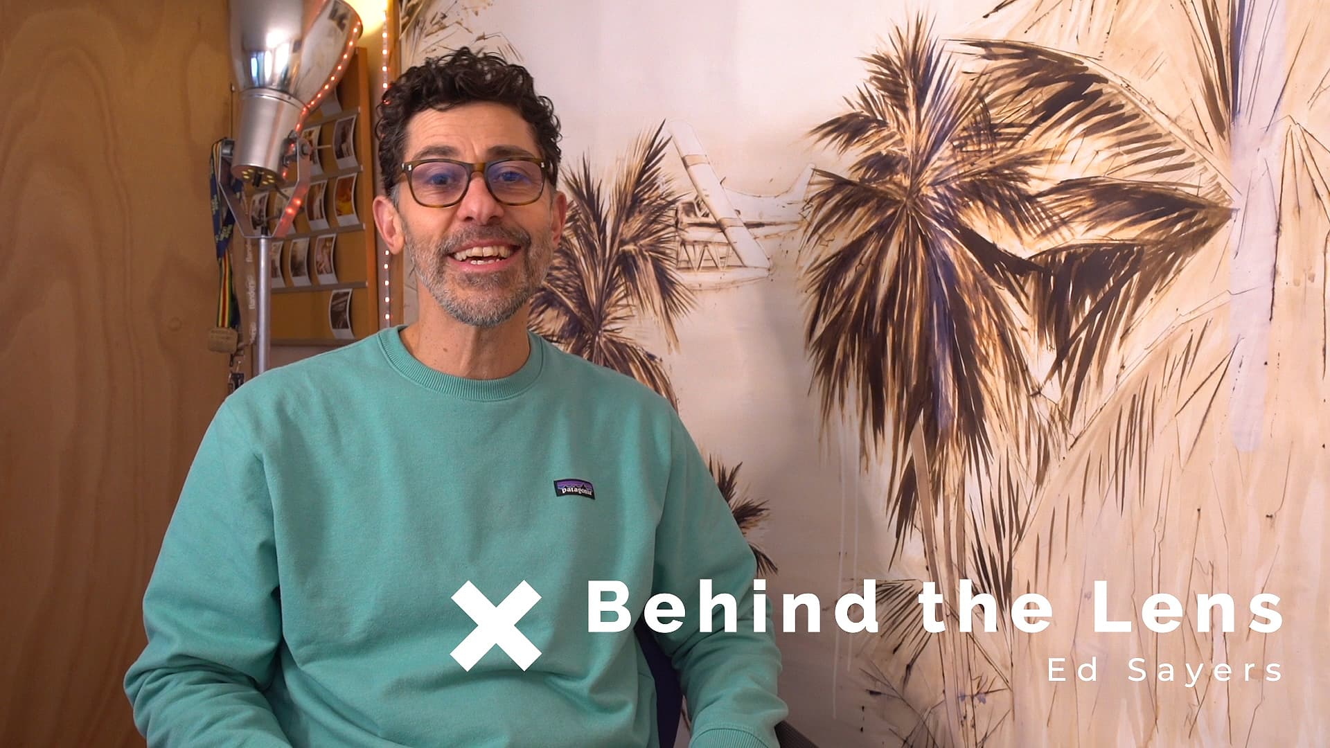 Ed Sayers | Behind The Lens