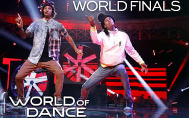 World of Dance World Finals 2019
