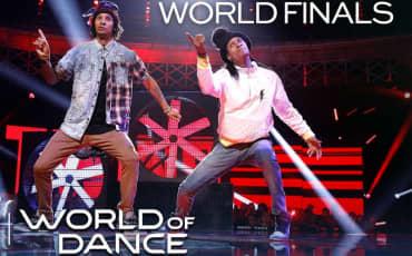 World of Dance World Finals 2019