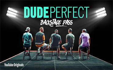 Dude Perfect: Backstage Pass | Official Documentary (film)