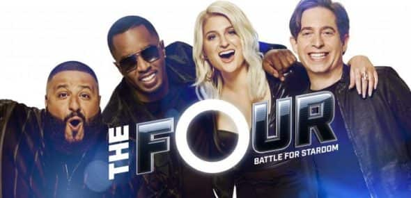 """The Four featuring """"I Have Nothing"""""""