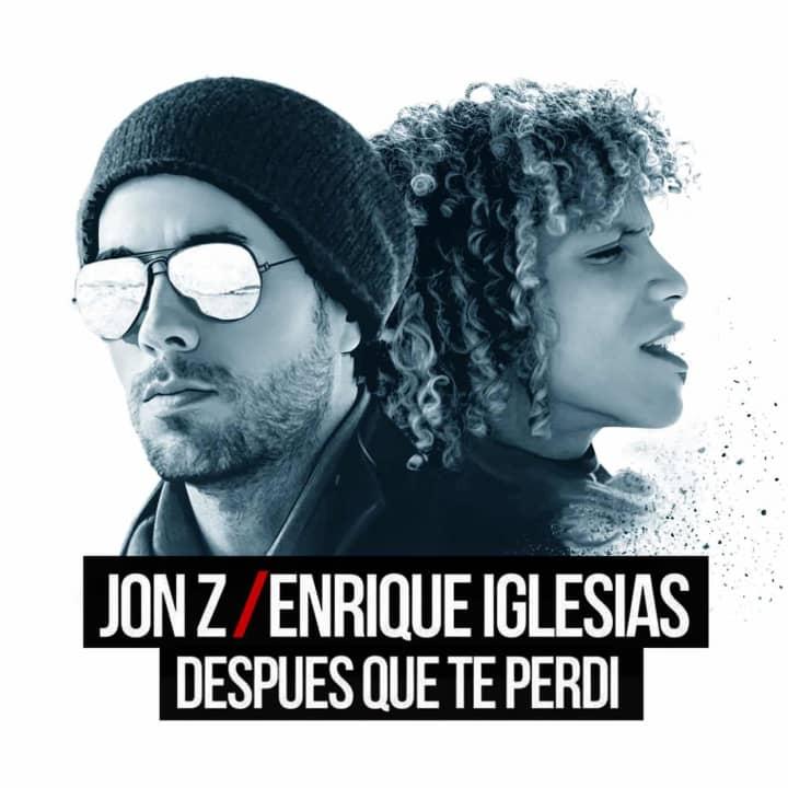 "Jon Z & Enrique Iglesias release new single ""Despues Que Te Perdi"""