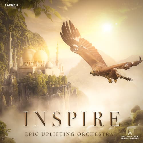 Inspire - Epic Uplifting Orchestral