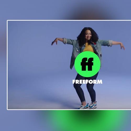 Freeform's Pride Campaign