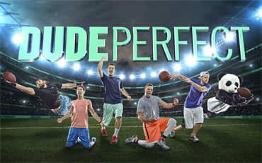 Greatest Football Game Ever Invented | Dude Perfect