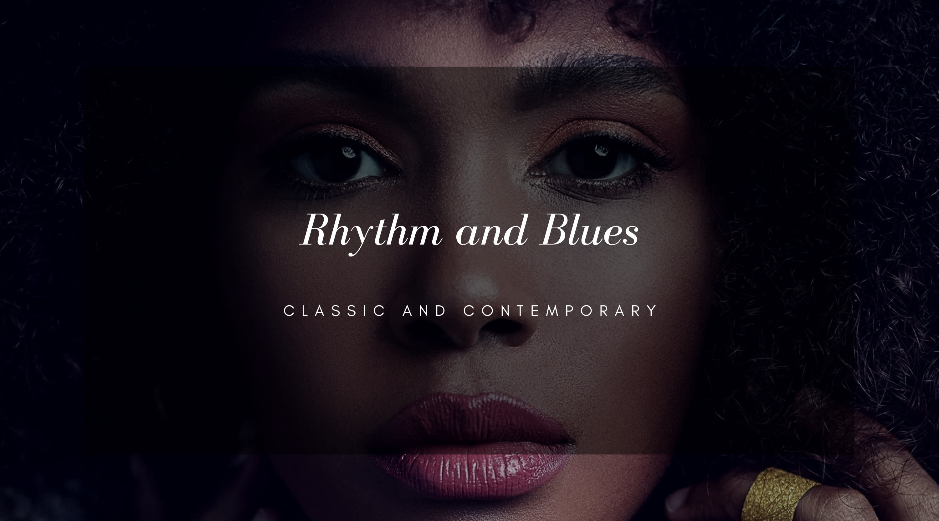 Rhythm and Blues - Classic & Contemporary