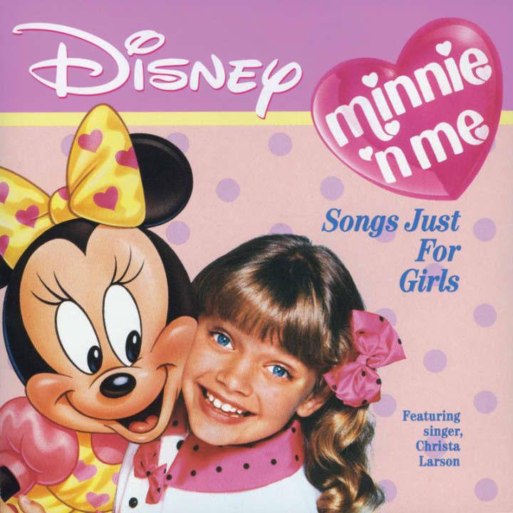 Christa Larson Animal Crackers In My Soup Disney Music Licensing