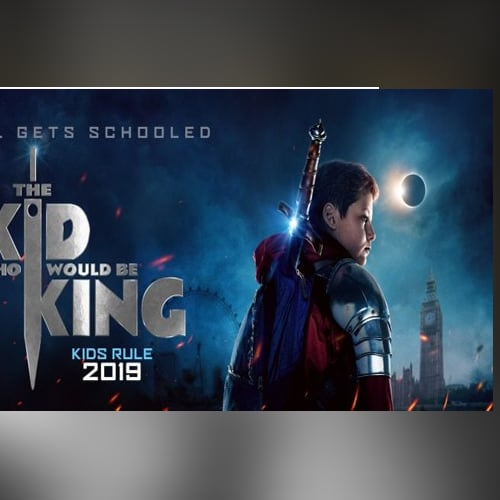 Kid Who Would Be King Trailer