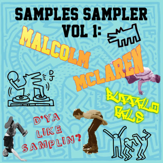 Samples Sampler Vol 1: Malcolm McLaren