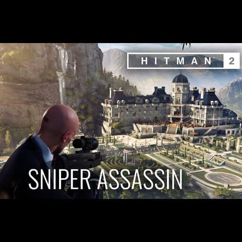 Hitman 2: Sniper Assassin Mode