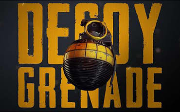 New Feature - Decoy Grenade | PUBG