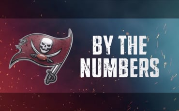 Super Bowl LV Buccaneers By The Numbers