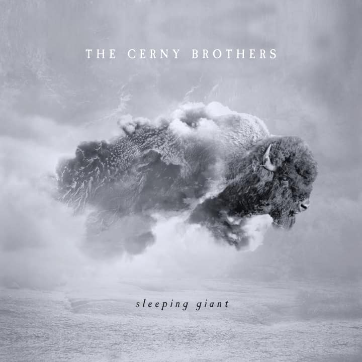 """The Cerny Brothers Appear on Z100, Release New Album """"Sleeping Giant"""""""