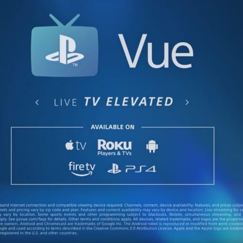 Live TV Elevated | PlayStation Vue