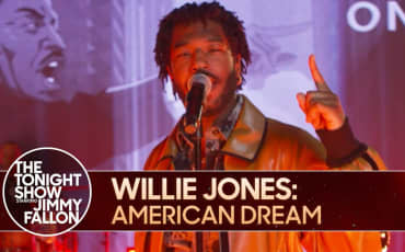 Willie Jones: American Dream | Jimmy Fallon