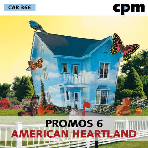 PROMOS 6 - AMERICAN HEARTLAND