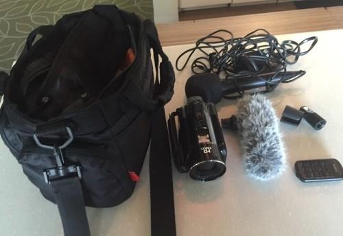 Vixia HF S21 Video Camera