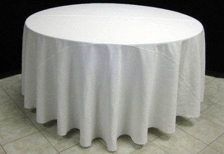 "90"" Round Table Linen"