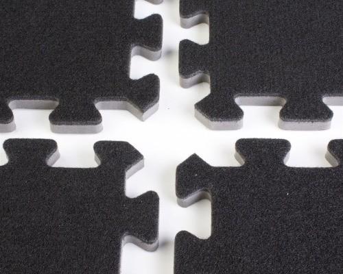 10x10 Carpeted Foam Mat