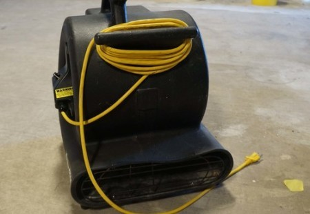 1/2 hp Carpet Dryer / Air Mover