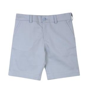 Short Oscar Bleu Ciel - 100% coton - 1A à 6A