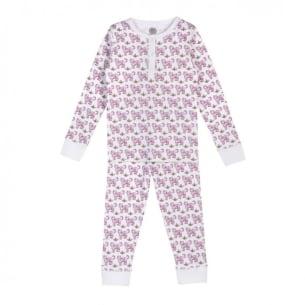 Pyjama DODI - imprimé tigre rose
