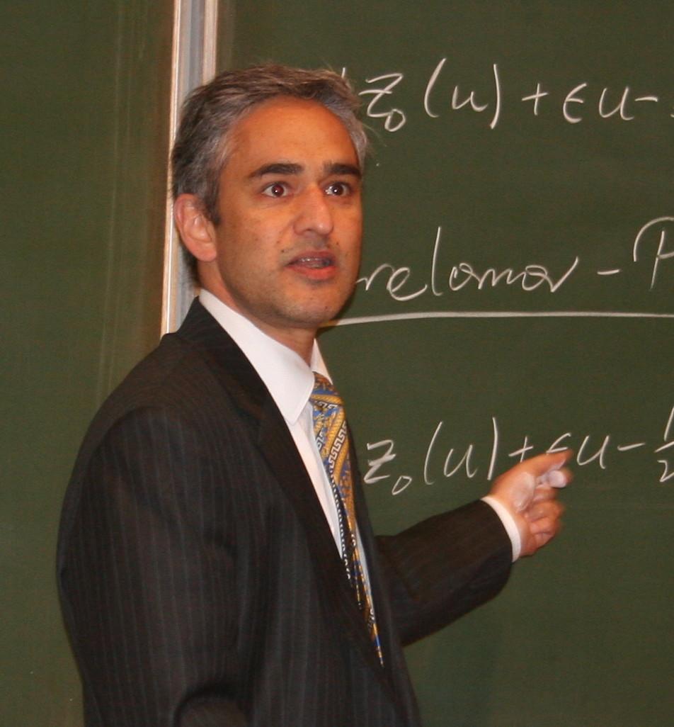 Professor Arun Ram